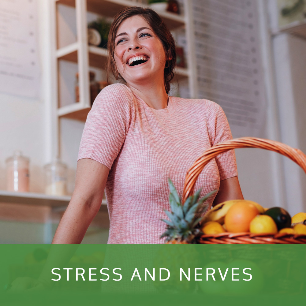 Cabot Health | Stress & Nerves