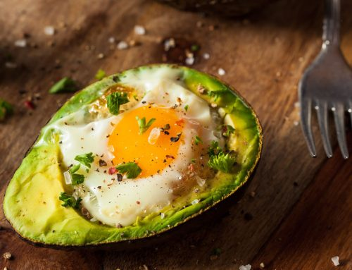Avocado And Egg Cups