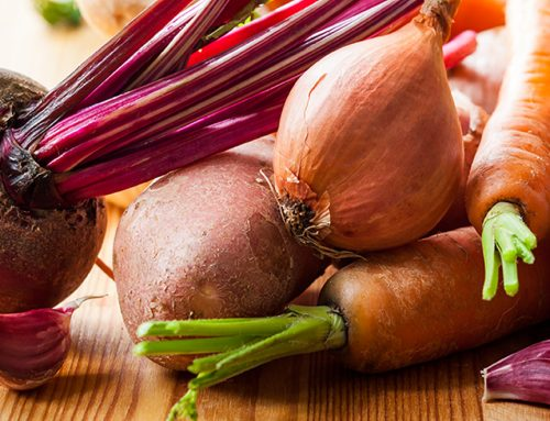 Herb Battered Root Vegetable Fries