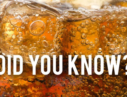 Soft Drinks Could Cause Osteoporosis