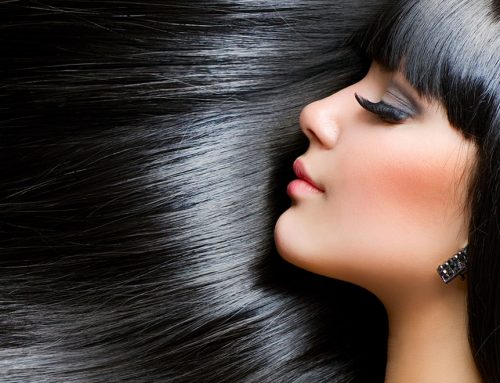 Top 10 Foods For Healthy, Radiant Hair