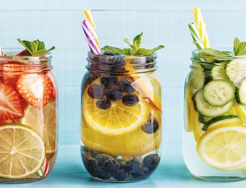 10 Detox Ingredients You Should Be Adding To Your Drinking Water