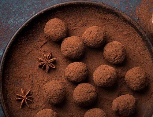 Protein Brownie Truffles