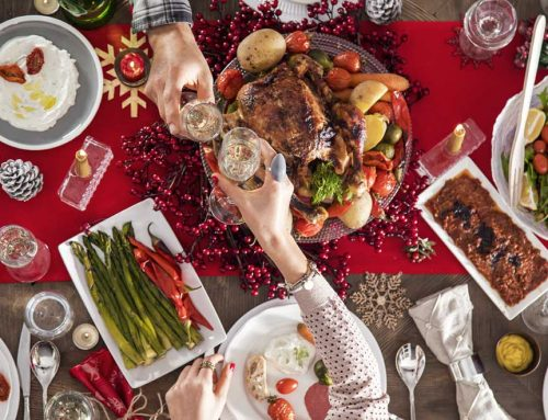 5 Nutrition Tips For A Healthy Holiday Season