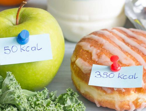 Why You Shouldn't Get Caught Up Counting Calories