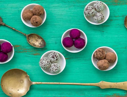 7 Anti-inflammatory Ingredients To Include In Your Bliss Ball Recipes