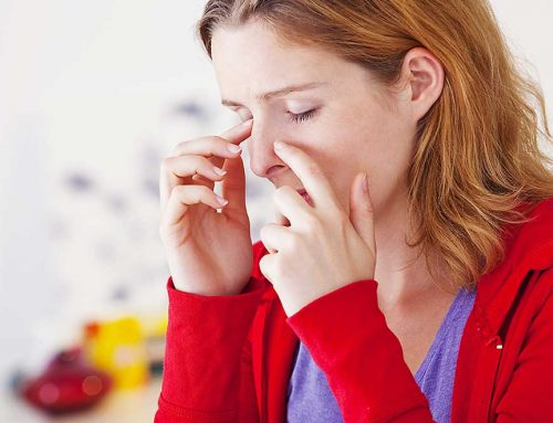 Is Sinusitis Getting You Down? Try These 8 Tips!