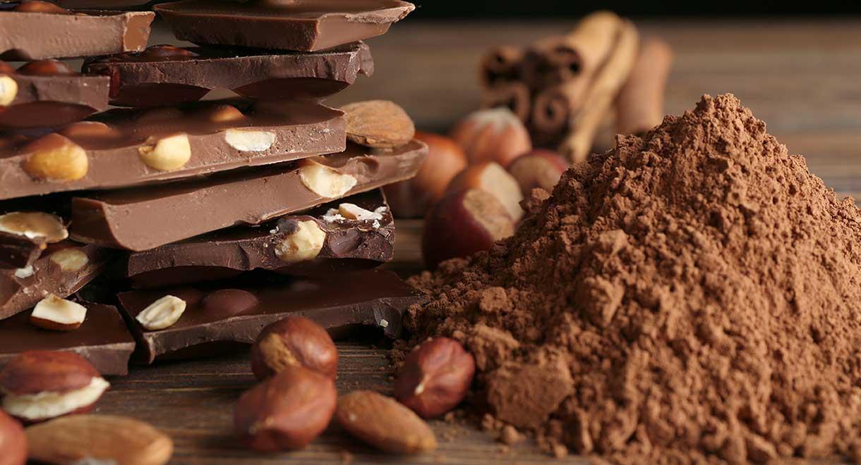 Coconut Almond Chocolate Bark