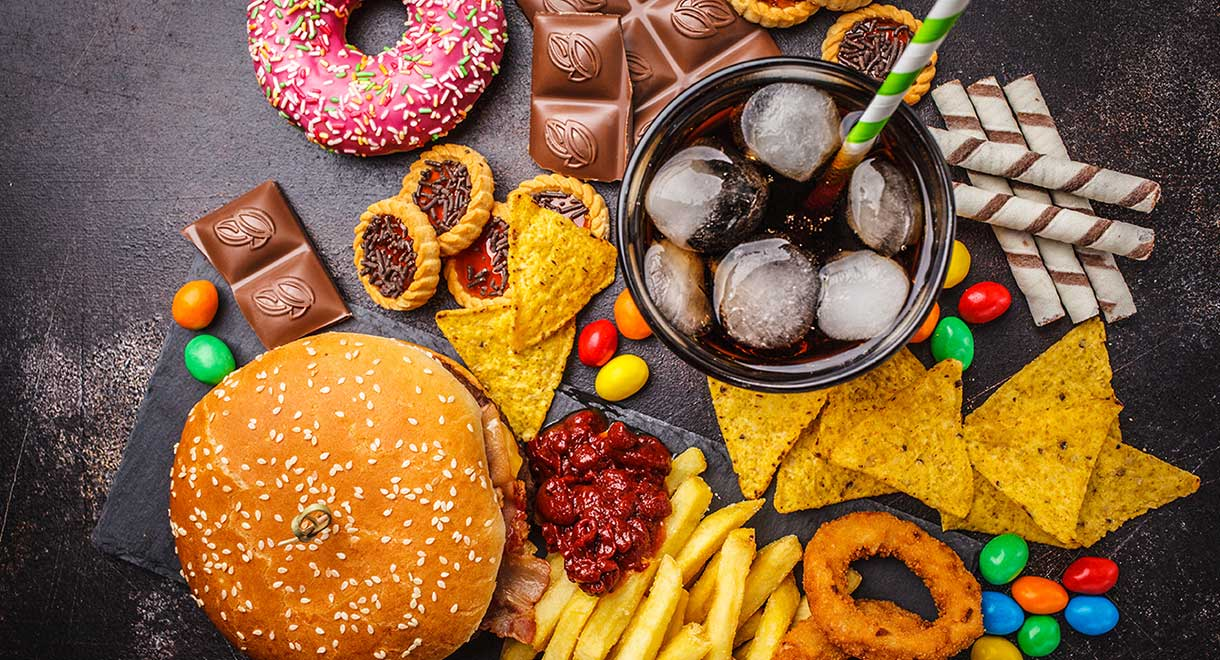 The Short- And Long-Term Effects Of Eating Fast Food