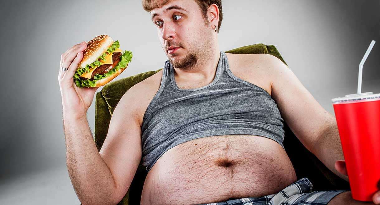 Image result for fast foods stomach effect