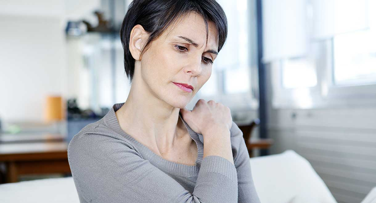 Case Study: Joint Pain And Anxiety