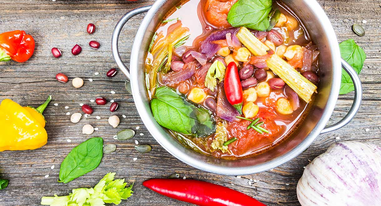 Liver Cleansing Soup