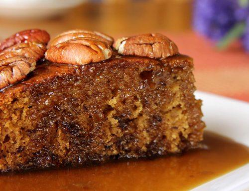 Gluten Free Sticky Date Pudding