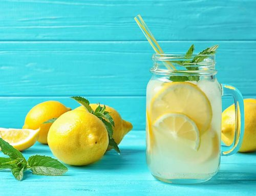 Lemon Juice Helps Repair The Liver