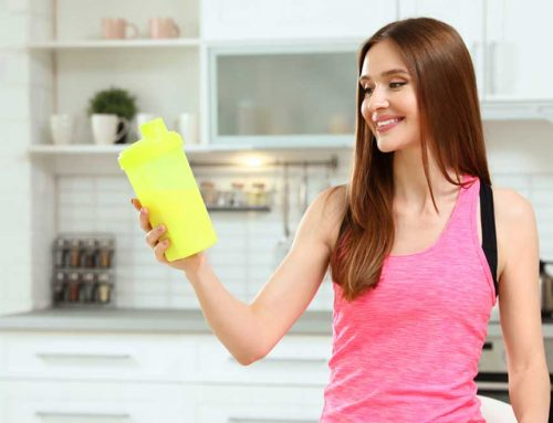 You Should Keep a Meal Replacement Shake in Your Pantry