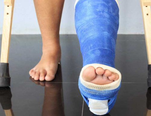 Type 1 Diabetics Are More Likely To Break A Bone