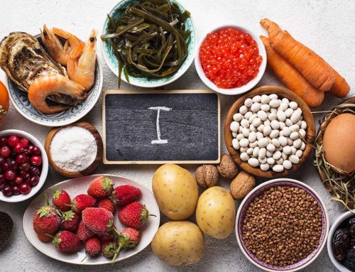 How Much Iodine Do You Need For A Healthy Thyroid Gland?